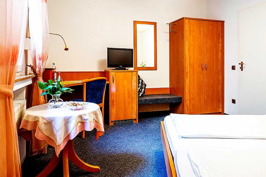 Zimmer-Einrichtung